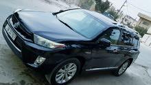 Black Toyota Highlander 2011 for sale