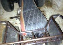 دراجه دباب للبدل او للبيع متور 150/ بدها كتوت