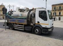 خدمات تنضيف وتطهير قنوات الصرف الصحي