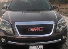 Automatic Brown GMC 2008 for sale