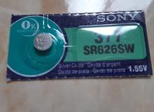 بطارية صغيرة 1.55v من سوني