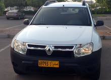 Renault Duster 2013 For sale - White color