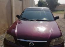 مازدا 323 للبيع موديل 2002 فول اوتوماتيك للتواصل 95117015