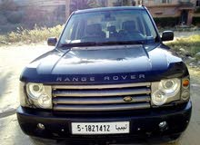 Used condition Land Rover Range Rover 2004 with +200,000 km mileage
