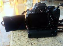 Camera Canon D600