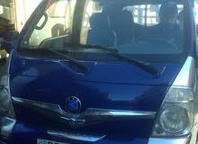 كيا بنجو 3 دبل كابين موديل 2004 للبيع