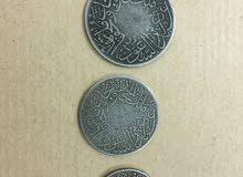 عملات الملك عبدالعزيز