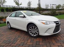 For rent 2015 White Camry