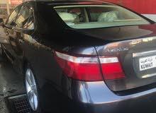 للبيع لكزس LS460L الساير VIP 2007