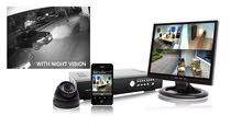 تركيب و بيع كاميرات المراقبة و انظمة الحماية و شبكات الكمبيوتر