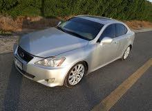 Lexus IS250.2007 وارد
