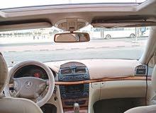 مرسيدس E240 موديل 2003