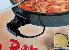 صاجه كهربائي  لصناعة بيتزا و خبز