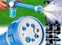 رشاش مياه او مضخة مياة للحدائق والسيارات والدراجات