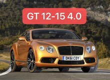 Bumper / Mesh / Grille for Bentley Continental GT 2012-2015 4.0