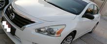 Nissan Altima  2013  سياره نظيفه و خليجي و ماشيه ب   170 البيع بداعي السفر