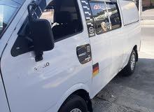 باص كيا بريجو نقل مشترك لنقل الطلب ضمن عمان 9