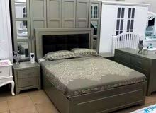 جاهز و تفصال غرف نوم،سراير، كبتات وزاوية حسب الطلب