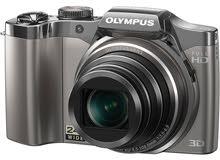 Olympus digital camera used