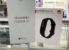 Huawei Nova 7i كرتونة مغلقة + ساعة هواوي اصلية