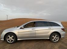 مرسيدس عائلية سبع ركاب 2008 للبيع