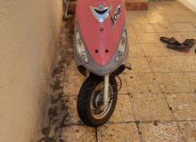 دراجة ماكس قجمه او (منغولي )دراجة مكفولة وبلاد محرك بلاد