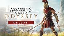 أقوى عرض للعبة assassin's creed odyssey نسخة ال Deluxe Edition  للبلايستيشن لفتر