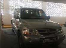 ميتسوبيشي باجيرو 2004 رقم 2 للبيع 0506978522