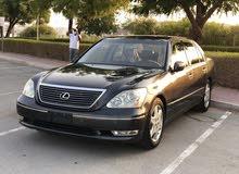 Lexus LS430 USA 2004 half