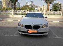 Bmw 740li 2011 gcc
