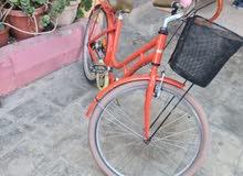 دراجة هوائية 6 غيار داخلي ممتازة اوروبية