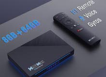 H96 Max Plus 8gb 64gb Android Tv Box 11.0 Smart TVBox RK3566 2.4G/5Ghz Wifi HDR