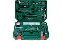 Boîte à outils de mécanicien 40 pièces DEXTER pour le stockage et déplacements