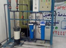 محطات مياه من شركة آبار البركة