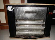 Electric Fan heater دفاية كهربائية بمروحة
