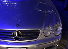 MERCEDES BENZ CL 500 2005 FRESH IMPORT FROM JAPAN CAR IN PERFECT CONDITION