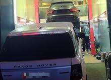 ورشة صيانة سيارات للبيع (صناعية العين)