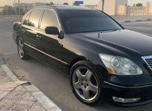 lexus 430 2005
