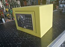 Coffre fort électronique avec 2 clés