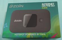 Zain 4G Portable Router E5577Es