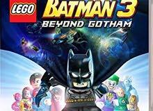 مطلوب ليقو باتمان 3 في بلاستيشن تري