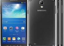 شاشة s4 active مستعمله للبيع