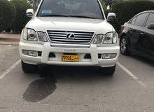 90,000 - 99,999 km Lexus LX 2000 for sale