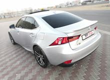 Lexus IS car for sale 2014 in Muscat city