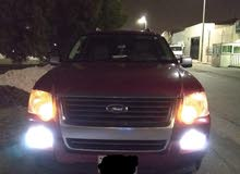 Ford Explorer 2007 For sale - Red color