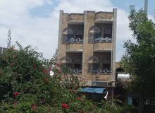 عمارة جديدة في برباشا تعز للبيع