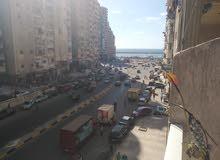 شقة للبيع بشارع محمد نجيب سيدى بشر ترى البحر  الاسكندرية