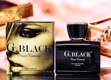 G.BLACK EAU DE PARFUM FOR MEN