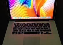 لاب توب ماك بوك برو MacBook pro core i7
