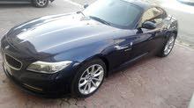 BMW Z4 2014 For sale - Blue color